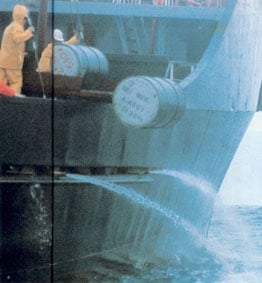 Les «Tchernobyl» sous-marins : un risque majeur écologique