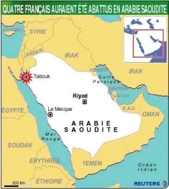 Arabie Saoudite : l'attentat visait bien des ressortissants français