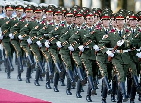 Washington provoque la colére de la Chine ….
