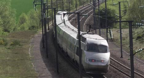 Le TGV Est se lance à la conquéte de l'Europe …