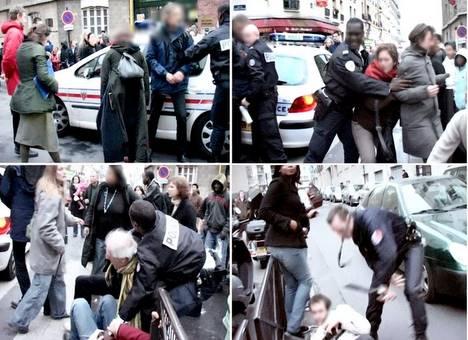 Sarkozy : la matraque au service de l'Education !!