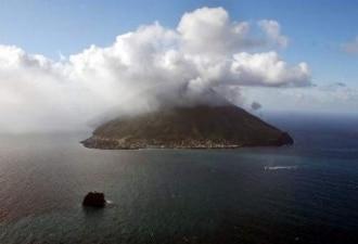 Le Stromboli de nouveau en éruption …