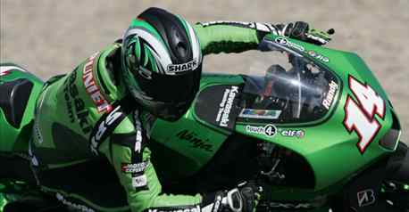 Kawasaki en embuscade , la french connection !!
