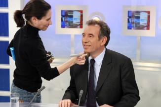Royal et Bayrou favorable à un débat , Sarkozy dubitatif !!