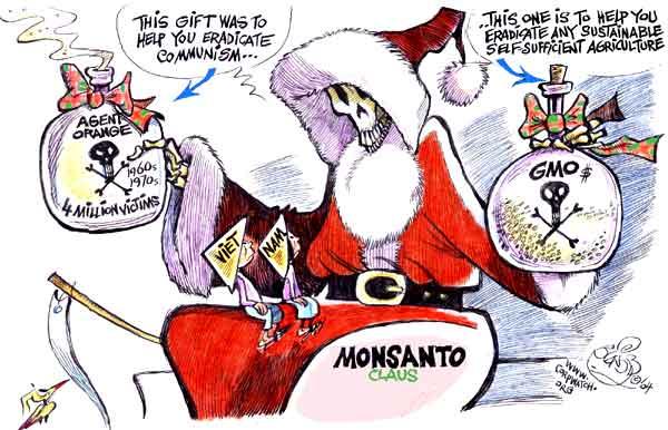 Monsanto a manipulé la Commission européenne …