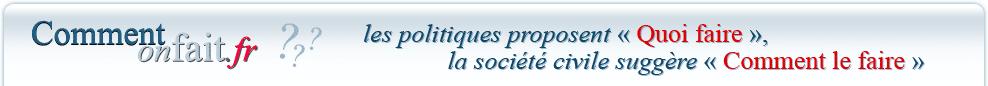 Commentonfait.fr devient le site incontournable de la présidentielle