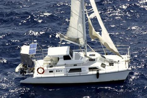 Un vaisseau fantôme découvert au large de l'Australie !
