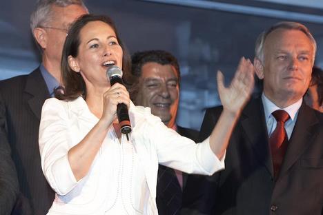 Ségoléne Royal lance un appel à François Bayrou