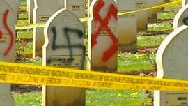 Les tombes profanées sont-elles la résultance d'une politique extrême …