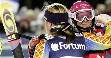 Ski – Janica Kostelic tire sa révérence