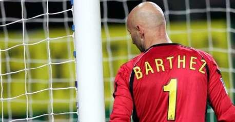 Fabien Barthez : une sortie peu glorieuse  !