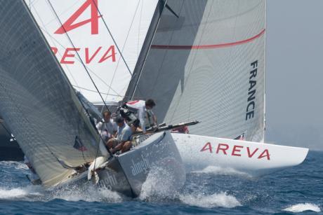 Areva Challenge rêve de l'América's Cup