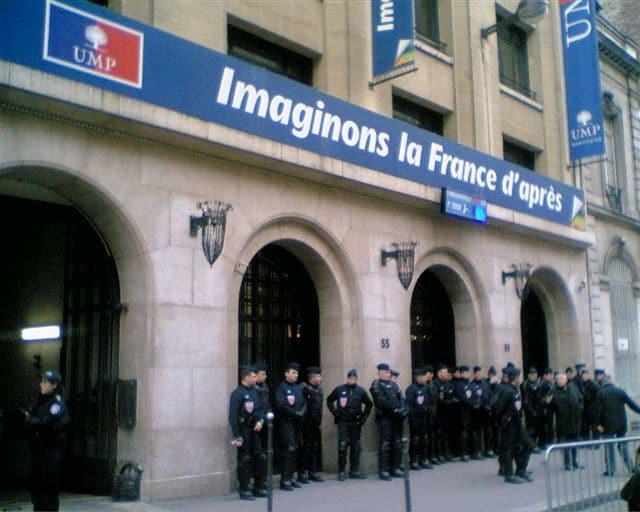 Sarkozy l'image qui fait mal