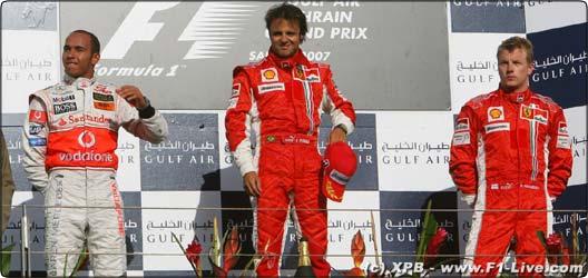 F1 : Lewis Hamilton le surdoué !!