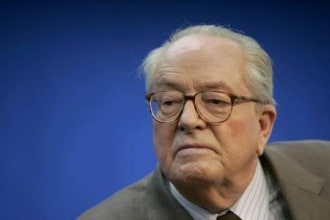 Jean-Marie Le Pen appelle à l'abstention