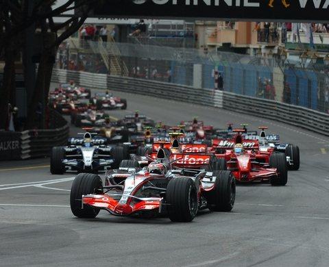 Alonso & Hamilton princes de Monaco !!