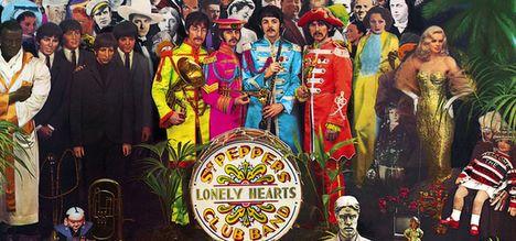 Sgt Pepper's : la planéte rock fête les Beatles ..
