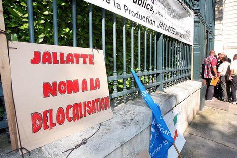 Pierre Jallatte : la délocalisation le pousse au suicide