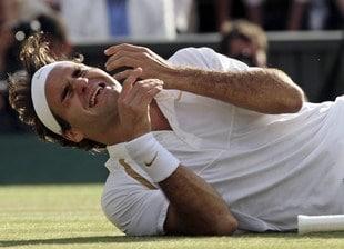 Roger Federer malmené … mais victorieux !!