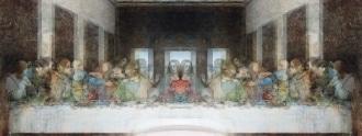 Leonard de Vinci, le Christ et Marie Madeleine…