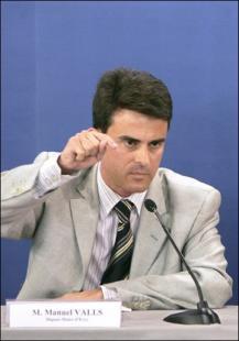 Manuel Valls : «Il faut changer le nom du PS !»