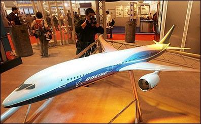 787 Dreamliner: Boeing lance aujourd'hui son nouvel avion