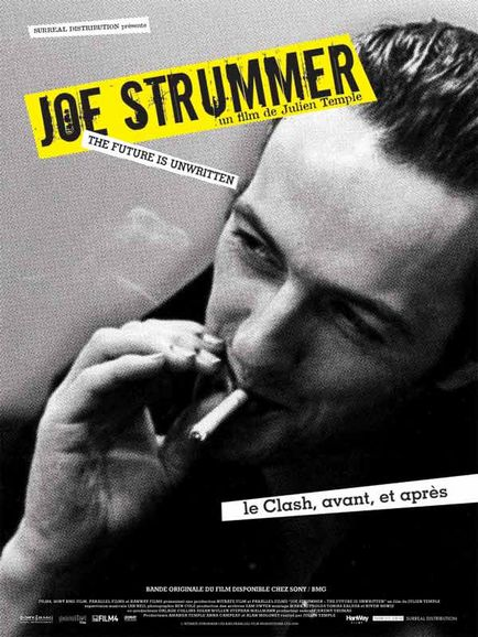 Joe Strummer : The Future is Unwritten