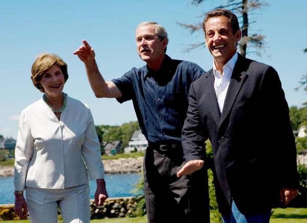 Sarkozy : Une popularité qui dérange !