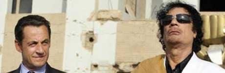 LYBIE : Nicolas Sarkozy doit clarifer la situation