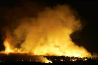 Incendies : La Grèce décréte l'état d'urgence