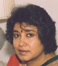Taslima Nasreen, agressée en Inde par des musulmans