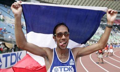 Yohan Diniz sauve l'honneur de la France.