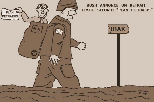 Irak  : vers un retrait américain très limité ?