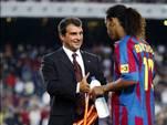 Ronaldinho :La samba ou le football ?