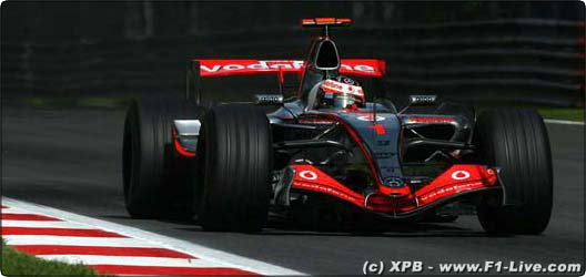 F1 GP d' Italie : ALONSO en pole!