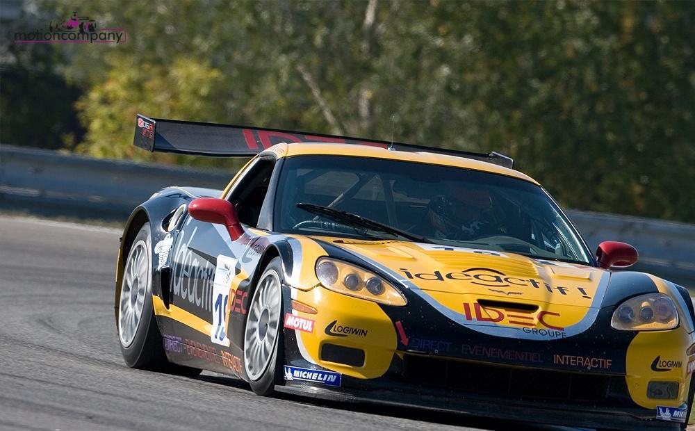 FIA GT – Nogaro : Corvette bat Maserati