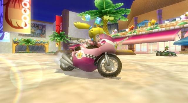 MARIO KART sera Online sur Wii.
