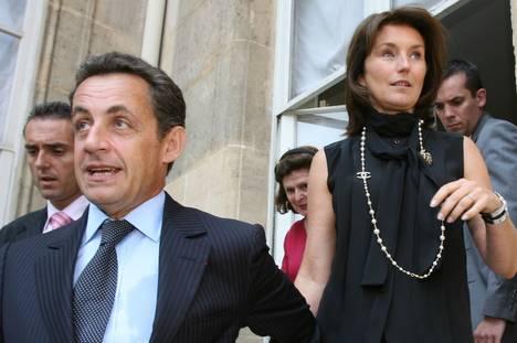Nicolas Sarkozy… Après Cécilia… La jupe de Rachida Dati…