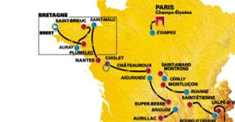 Tour de France 2008 : les baroudeurs à l'honneur.