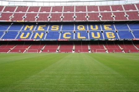 Barcelone et son Nou camp