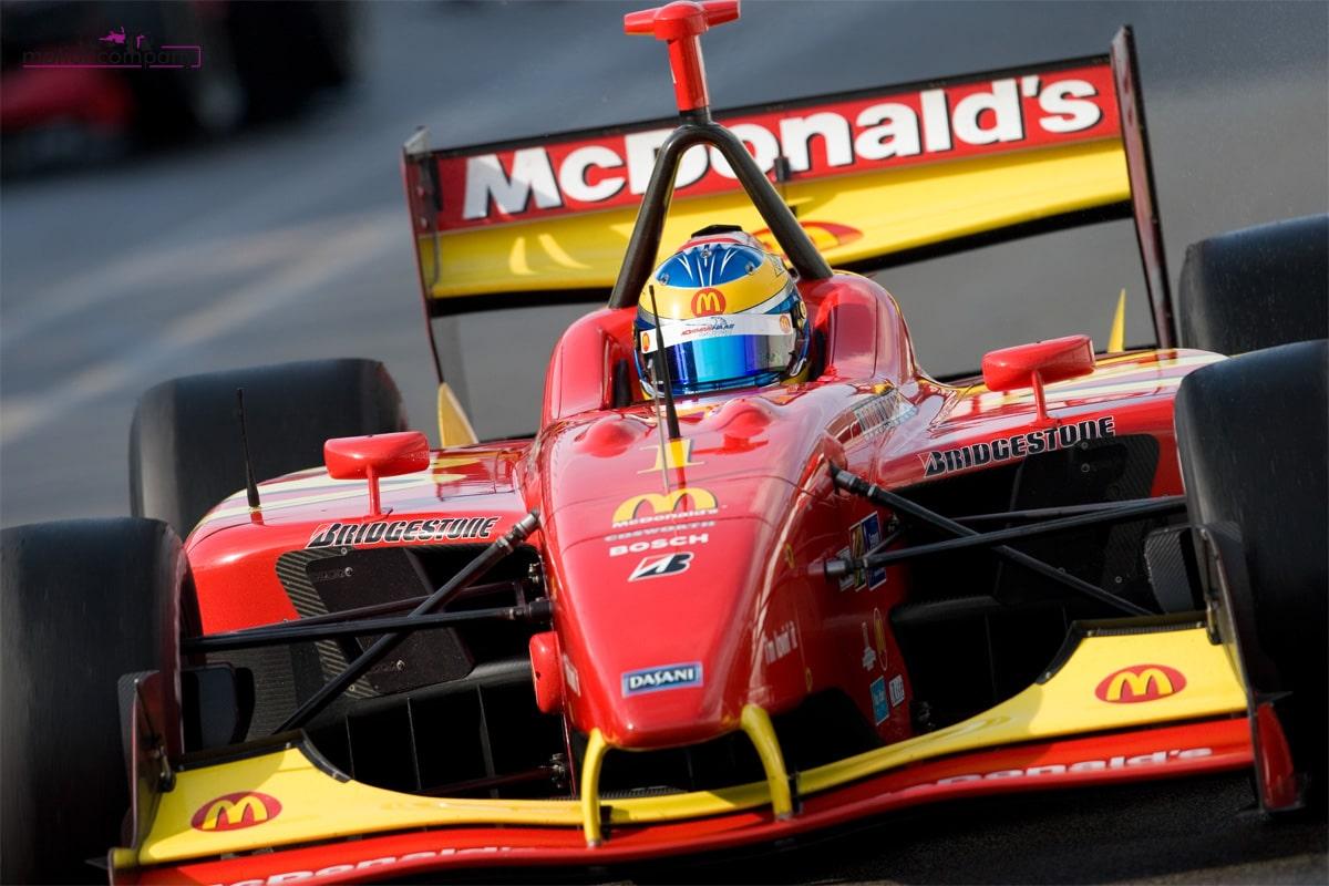 Champcar : Sébastien Bourdais décroche son 4ème titre sur Panoz Ford !