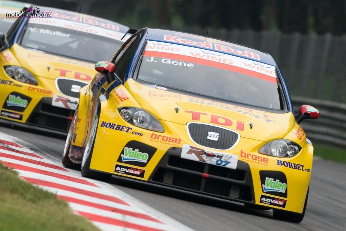FIA WTCC : Seat prend l'avantage sur le circuit d ' Imola