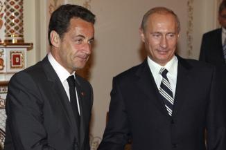 Sarkozy & Poutine  la mésentent…cordiale !