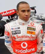 Formule 1 GP de Chine : Hamilton bat les Ferrari