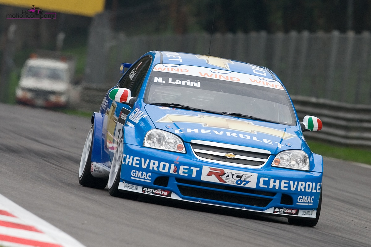 WTCC : Le Français Muller prend la tête du championnat !