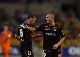 Benzema et Ben Arfa…Toulalan…l'avenir leur appartient