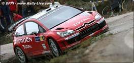 Rallye WRC – Tour de Corse : LOEB au sommet de son Art