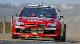 Rallye WRC Monte carlo : Loeb déjà au dessus du lot !