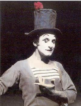 Marcel Marceau est parti sur la pointe des pieds