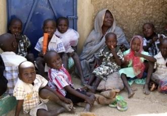 L'Arche de Zoé fleurissante…2400 euros l'enfant, le prix du sordide